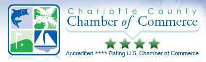 Member of Charlotte County Chamber of Commerce